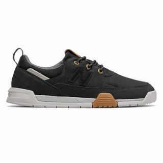 New Balance All Coasts 562 Mens Casual Shoes Black Grey (YVGK8349)