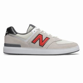 New Balance All Coasts 562 Mens Casual Shoes White Red (GVSH4222)