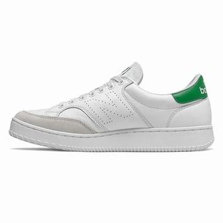 New Balance CT400 Mens Casual Shoes White Green (VGCL3950)
