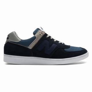 New Balance CT576 Made in UK Mens Casual Shoes Navy Grey (JOPH4828)