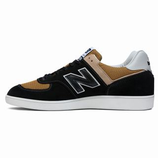 New Balance CT576 Mens Casual Shoes Black Mustard Yellow (GWNY1983)