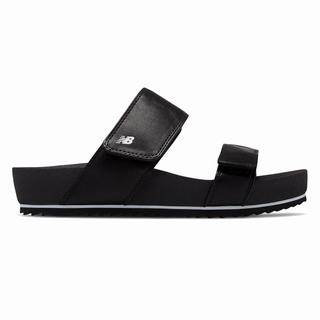 New Balance City Slide Womens Sandals Black (CIZM6631)