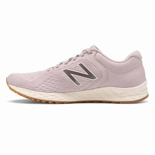 New Balance Fresh Foam Arishi v2 Womens Casual Shoes Light Pink Dark Pink Metal (RDXM9319)