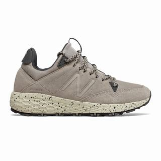 New Balance Fresh Foam Crag Trail Womens Casual Shoes Grey (HGQK1932)