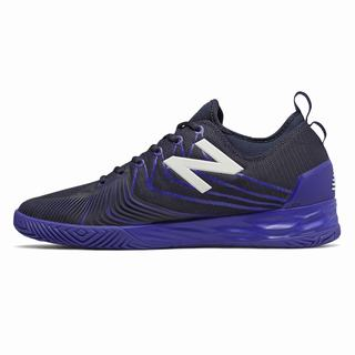 New Balance Fresh Foam Lav Mens Tennis Shoes Navy Blue (BGCV8528)