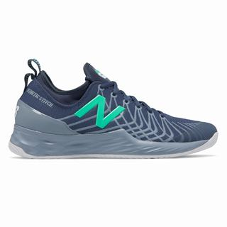 New Balance Fresh Foam Lav Mens Tennis Shoes Indigo Light Blue (NJHP3531)