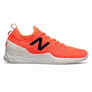 New Balance Fresh Foam Lav Mens Tennis Shoes Dark Mango (TKQU1857)