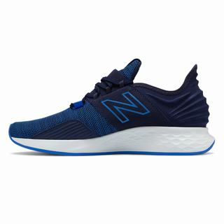New Balance Fresh Foam Roav Knit Mens Casual Shoes Navy (XOIS3923)