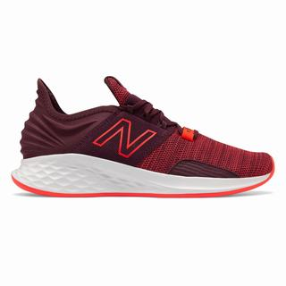 New Balance Fresh Foam Roav Knit Mens Casual Shoes Red (NGEH1250)