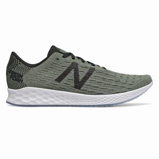 New Balance Fresh Foam Zante Pursuit Mens Running Shoes Green Black (SYEV1018)