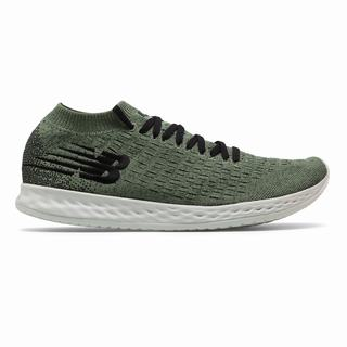 New Balance Fresh Foam Zante Solas Mens Running Shoes Green Black (JSKR7920)