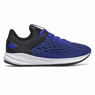 New Balance FuelCore 5000 Kids Casual Shoes Black Blue (HBMR6358)