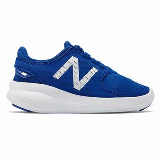 New Balance FuelCore Coast v3 Kids Running Shoes Blue White (PIGC4547)