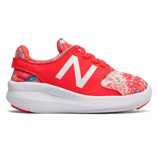 New Balance FuelCore Coast v3 Kids Running Shoes Coral Blue (SNYI4594)