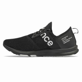New Balance FuelCore NERGIZE Womens Training Shoes Black White (NJVZ5382)