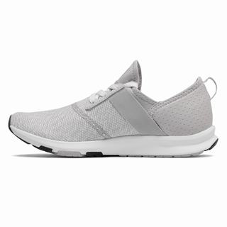 New Balance FuelCore NERGIZE Womens Walking Shoes Grye White (SYCH8603)