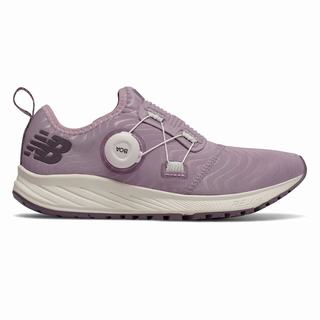 New Balance FuelCore Sonic v2 Boa Fit System Womens Running Shoes Pink Grey (KUMY7405)