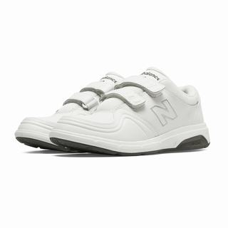 New Balance Hook and Loop 813 Womens Walking Shoes White (XICV6687)