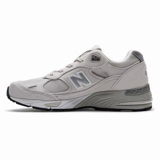 New Balance Made in UK 991 Pigskin Womens Casual Shoes Beige (ZPVB7584)