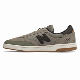 New Balance Numeric 440 Mens Casual Shoes Olive Black (CEZY7906)
