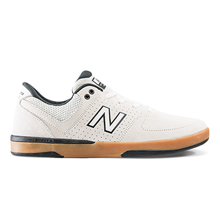 New Balance PJ Stratford 533 Mens Casual Shoes White Brown (VAKF2694)