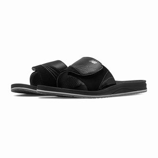 New Balance PureAlign Slide Womens Sandals Black (ELSK8893)