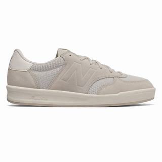 New Balance Suede 300 Mens Casual Shoes Beige (OYZQ7815)