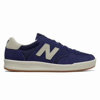 New Balance Suede 300 Mens Casual Shoes Blue (SGCV5022)
