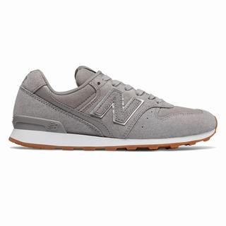 New Balance Suede 996 Womens Casual Shoes Grey (NABY8586)
