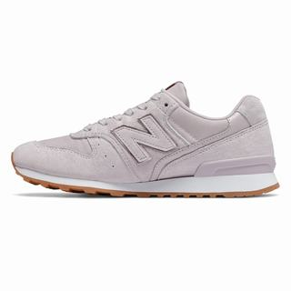 New Balance Suede 996 Womens Casual Shoes Light Pink (YHPS8780)
