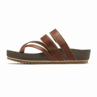 New Balance Traveler Womens Sandals Brown (WVFX2993)