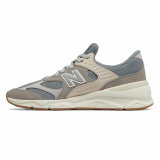 New Balance X-90 Reconstructed Mens Casual Shoes Blue Grey (WRXP6149)