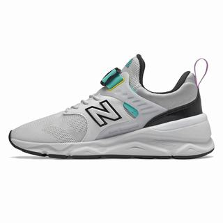 New Balance X-90 Womens Casual Shoes White Light Turquoise (OAQN6420)