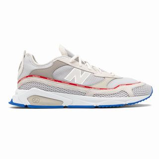 New Balance X-Racer Mens Casual Shoes White Beige (CGUI2696)