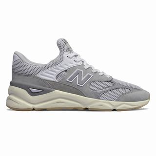 New Balance X90 Reconstructed Mens Casual Shoes Grey (WHQT9575)
