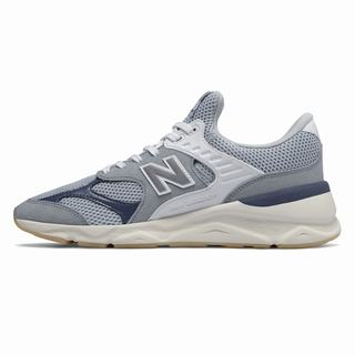 New Balance X90 Reconstructed Mens Casual Shoes Light Blue (TQJH4491)
