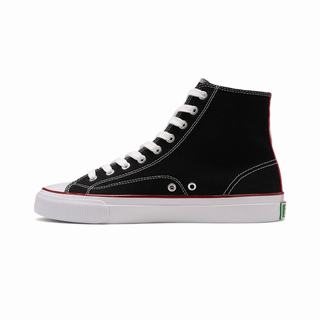Pf Flyers All American Hi Mens Sneakers Black (QTYD4868)