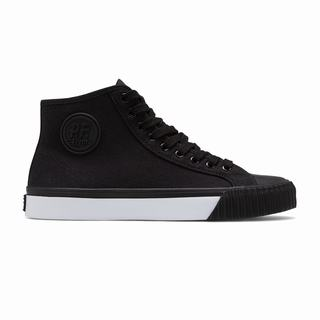 Pf Flyers Center Hi Mens Sneakers Black (ZQRN8216)