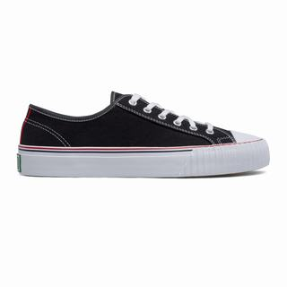 Pf Flyers Center Lo Mens Sneakers Black (SDIH2425)