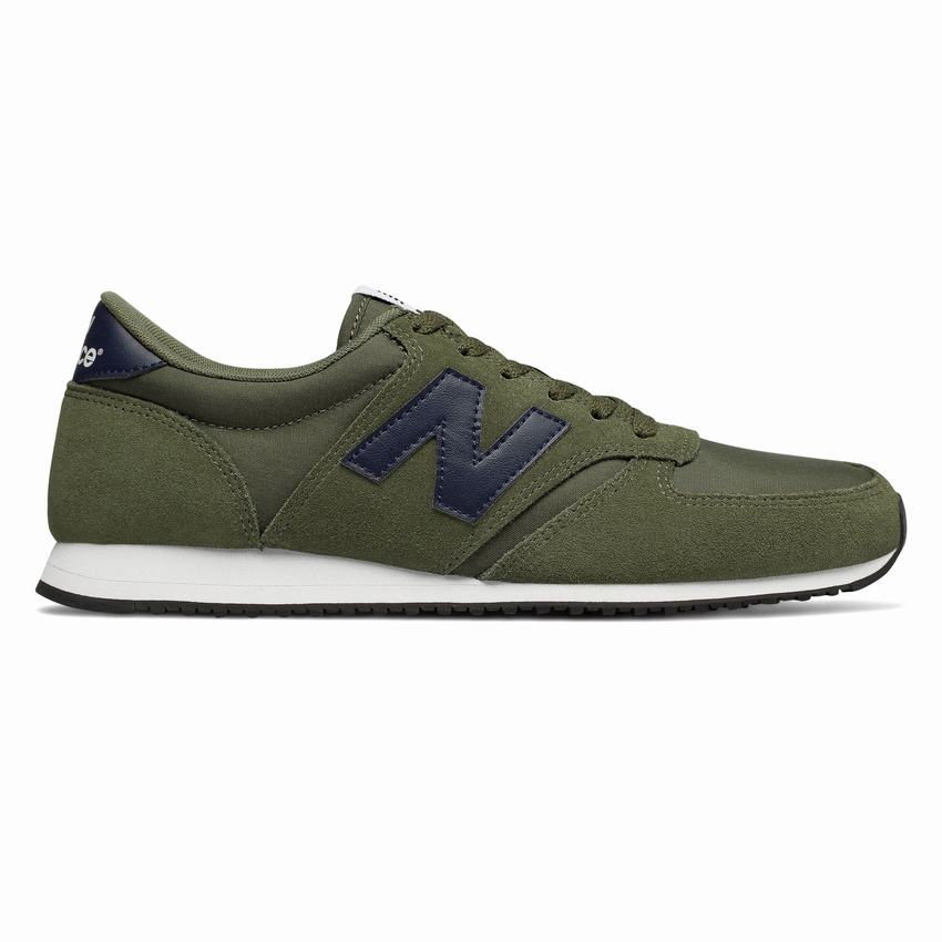 importante Peave Grado Celsius  New Balance 420 Outlet Canada - Womens Green Navy Casual Shoes