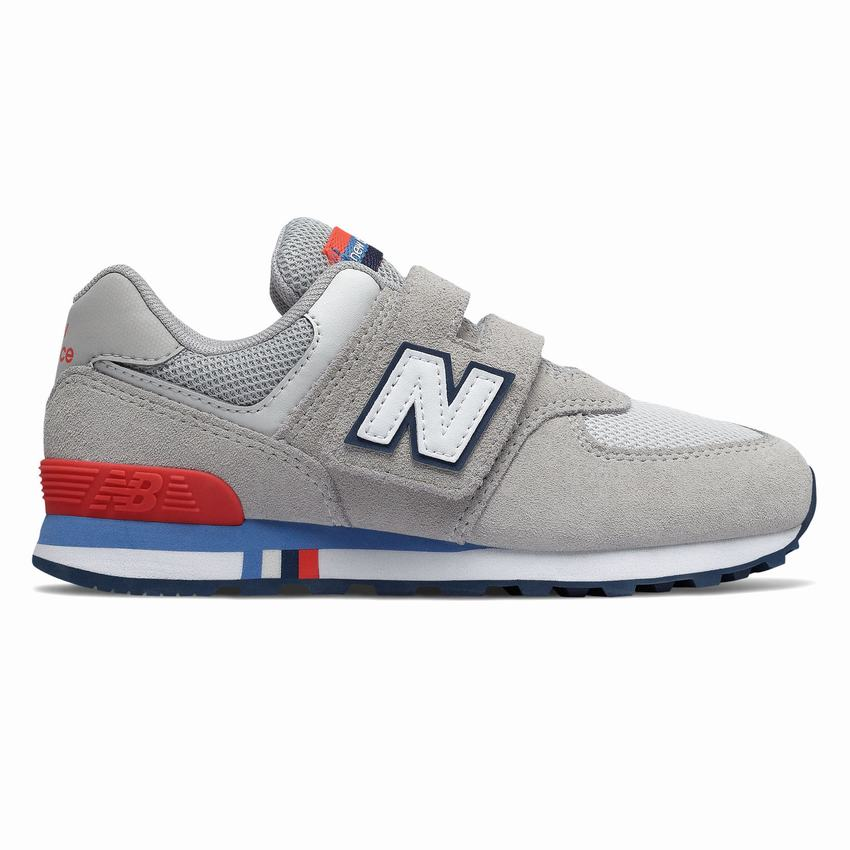 new balance 574 light grey