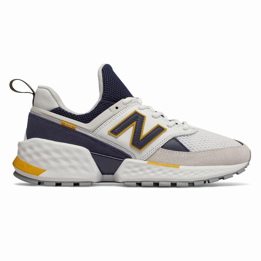 men s new balance 574 sport navy shoe brd1e020a